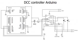 DCC_controller_Arduino